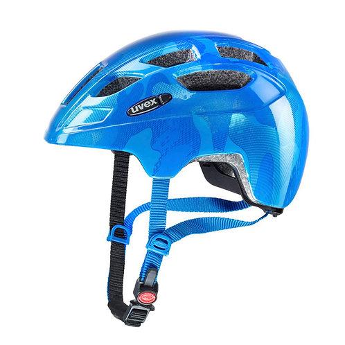 UVEX Finale Junior Blue Helmet