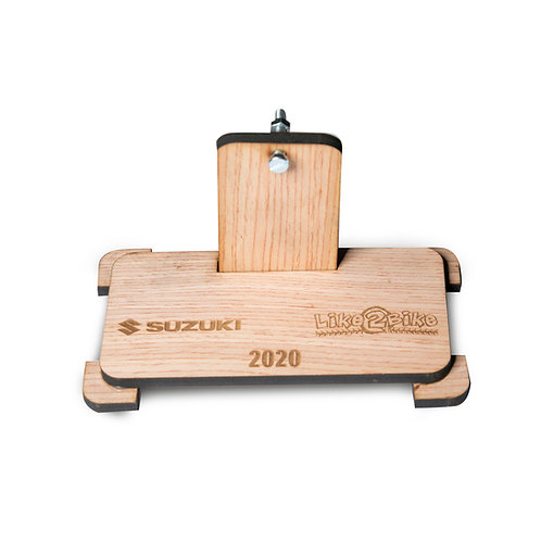 Suzuki Like2Bike 2020 medal trophy base