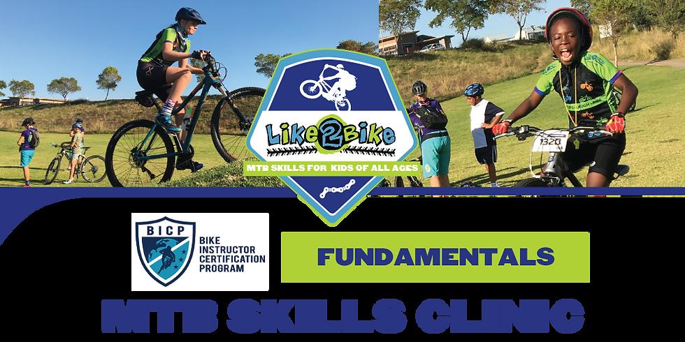 Like2Bike Fundamentals Skills - 2 day course