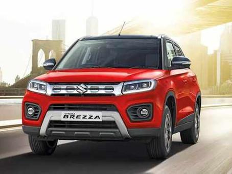 Suzuki SA to launch new Vitara Brezza compact SUV