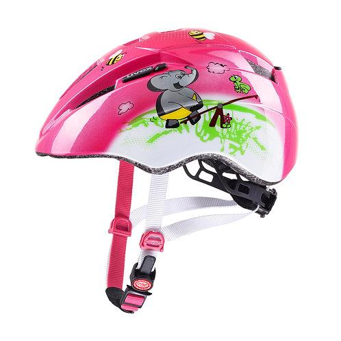 Uvex kid 2 pink playground Helmet