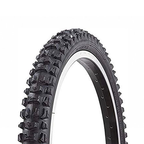Kenda 24''X1.95 knobbly off road tyres