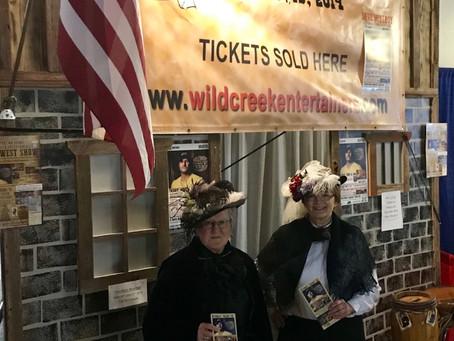 Meet the Ladies of the Wild West