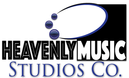 Heavenly Music Studios Co. LOGO