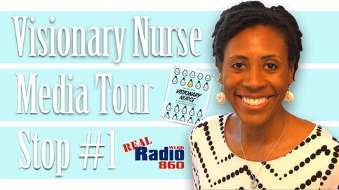 Visionary Nurse Media Tour