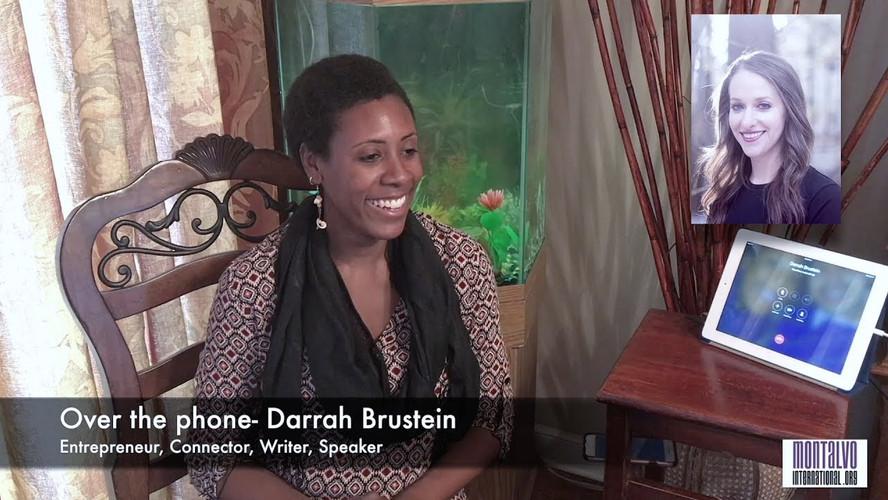 MiORG Vlog - Women In... Episode 01 Darrah Brustein