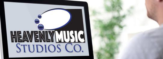 Heavenly Music Studios Banner