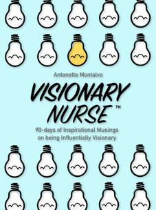 Visionary Nurse E-Book Cover Design