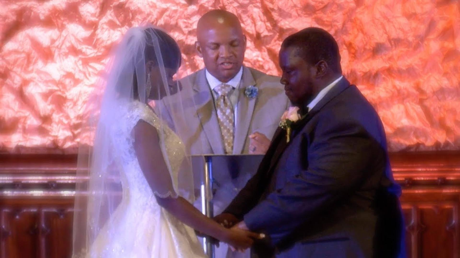 Lance and Diamond Warren Wedding Video Producution