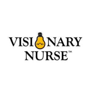 Visionary Nurse Logo