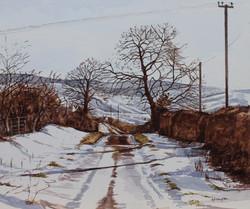 Winter on Quabbs Crossroads