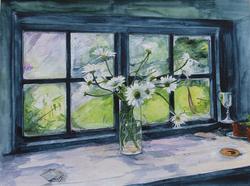 Window at the Anchor Inn II