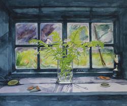 Window at the Anchor Inn, Anchor