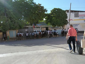 Mission Trip to Haiti Changes Hearts!