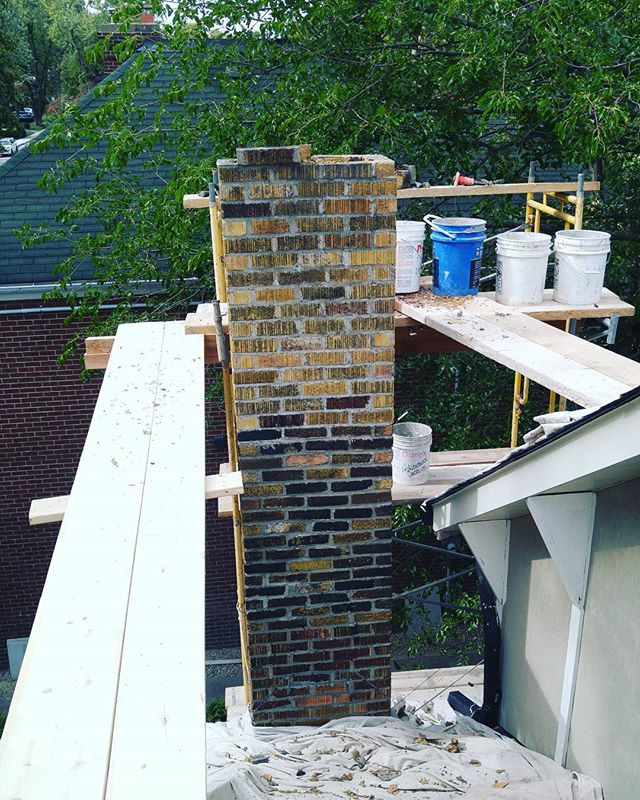 #Chimney repair