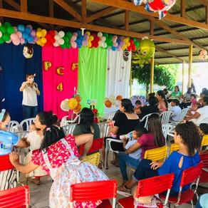 Criança Feliz completa 4 anos em Porto Walter levando promoção a cidadania da primeira infância.