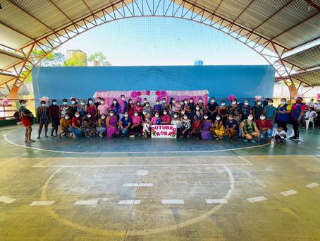 Campanha Outubro Rosa é encerrada com resultados positivos