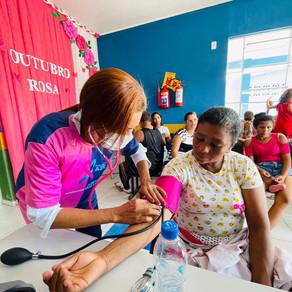Porto Walter promove ação humanitária com atendimentos médicos e sociais na Comunidade Besouro