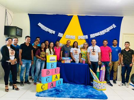 SEMEC realiza formação de polo para professores da zona rural