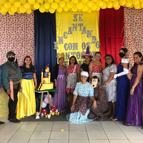 Escola Isaura Amorim promove feira literária e entrega atividades a alunos