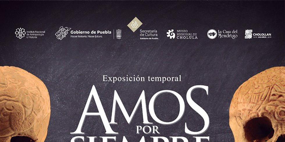 Exposición: Amos por siempre