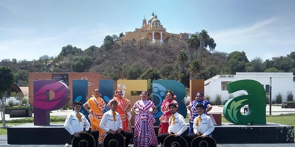 Grupo folklórico - Meztli