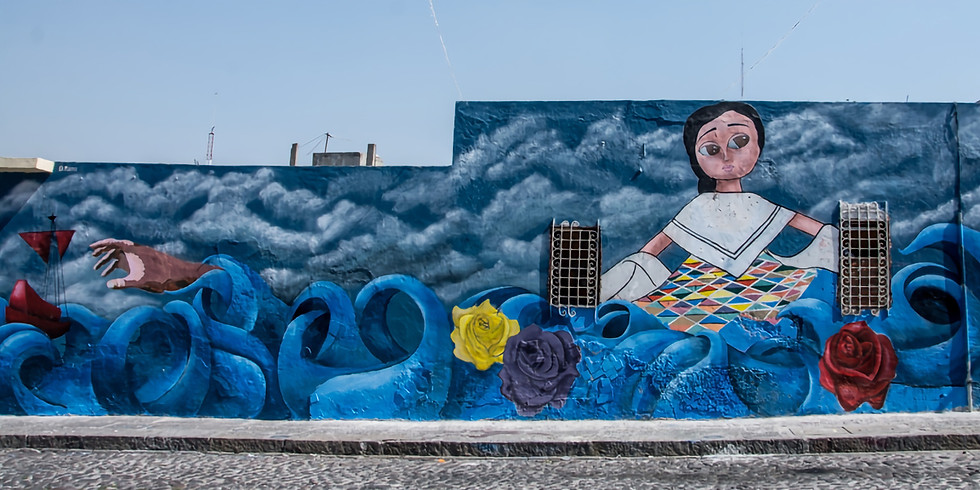 Ruta Mural Barrios Antiguos