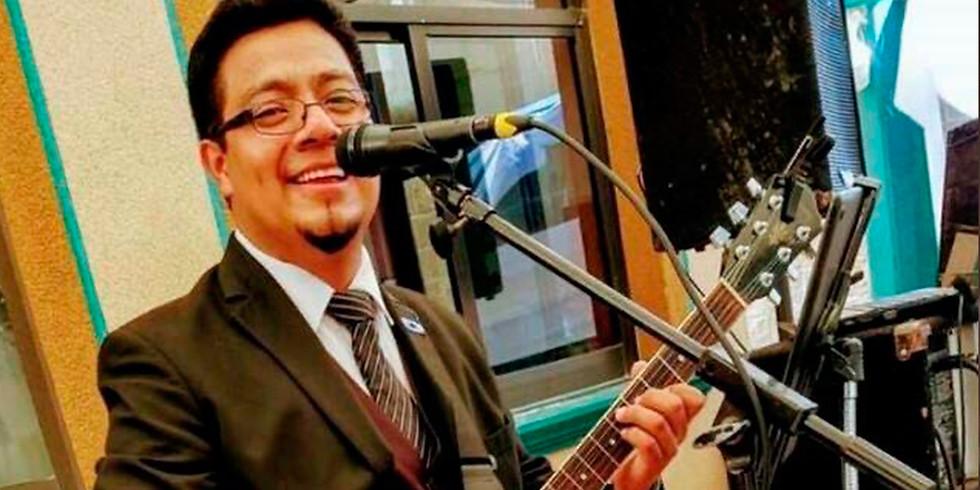Abraham Medina - Concierto a bordo