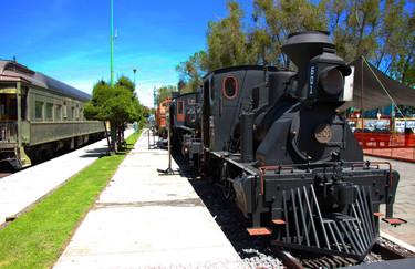 Museo Nacional de los Ferrocarriles Mexicanos