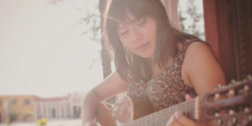 María Hernández en concierto