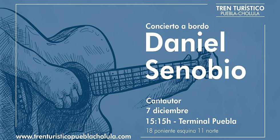 Daniel Senobio - Concierto a bordo