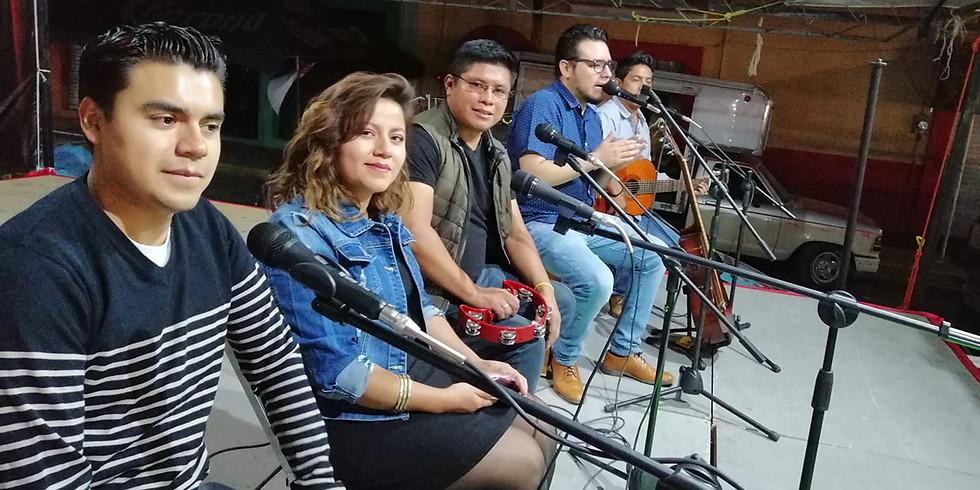 Galería Acústica - concierto a bordo
