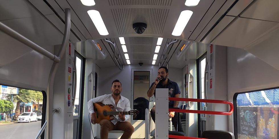 Concierto a bordo - Fernando de Ávila y Pedro Morán