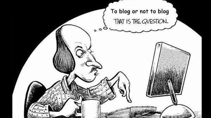 Blah Blah Blah...Blog Blog Blog...