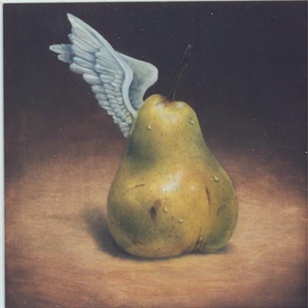 Pear Taking FLight