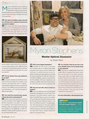 Style Magazine May 2014