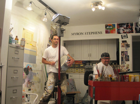 Myron and Gary Blum