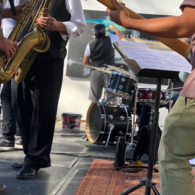 2018 Davis Jazz and Beat Festival