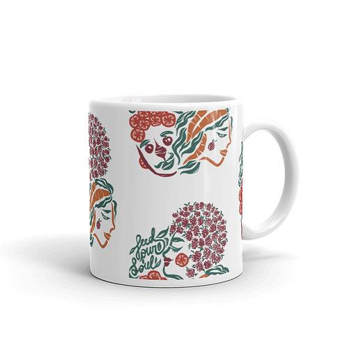Harvest Pattern Mug