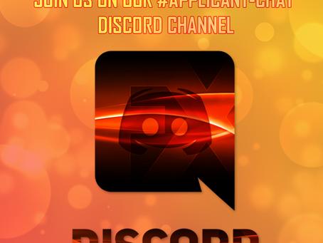 Official SFX Discord Server