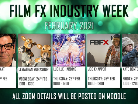 Industry Week 2021!