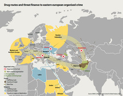 Drugs and treat finance in Europe