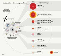 Insurgent groups finances