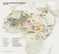Trans-Sahara trafficking