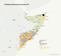 Al-Shabaab and IS in Somalia
