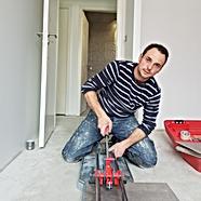 Artisancarreleur, peinture, rénovation intérieur et extérieur, Salle de bains, douche à l'italienne, aménagement cuisine, peinture et crépi façade extérieure