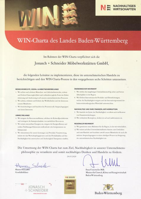 Nachhaltigkeitsmanagement des Landes Baden-Württemberg
