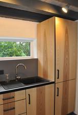 Küche aus Kernesche, Bildrechte: Hannes Schneider