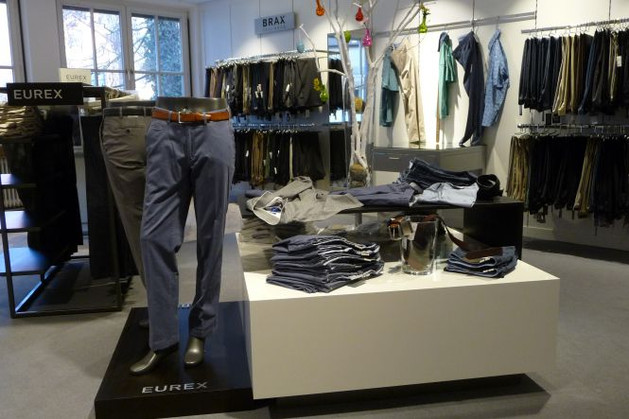 Kugler Men's Fashion Biberach, Bildrechte: Frieder Zügel