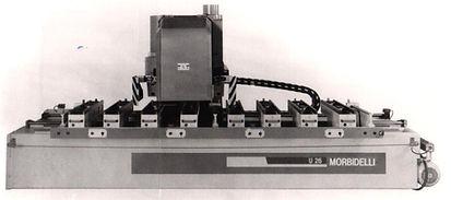 CNC-Fräse, Jonasch + Schneider Aalen 1990